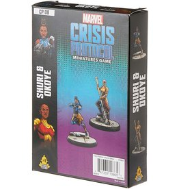 Marvel Crisis Protocol - Shuri and Okoye Character Pack