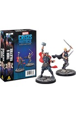 Marvel Crisis Protocol - Thor and Valkyrie Character Pack