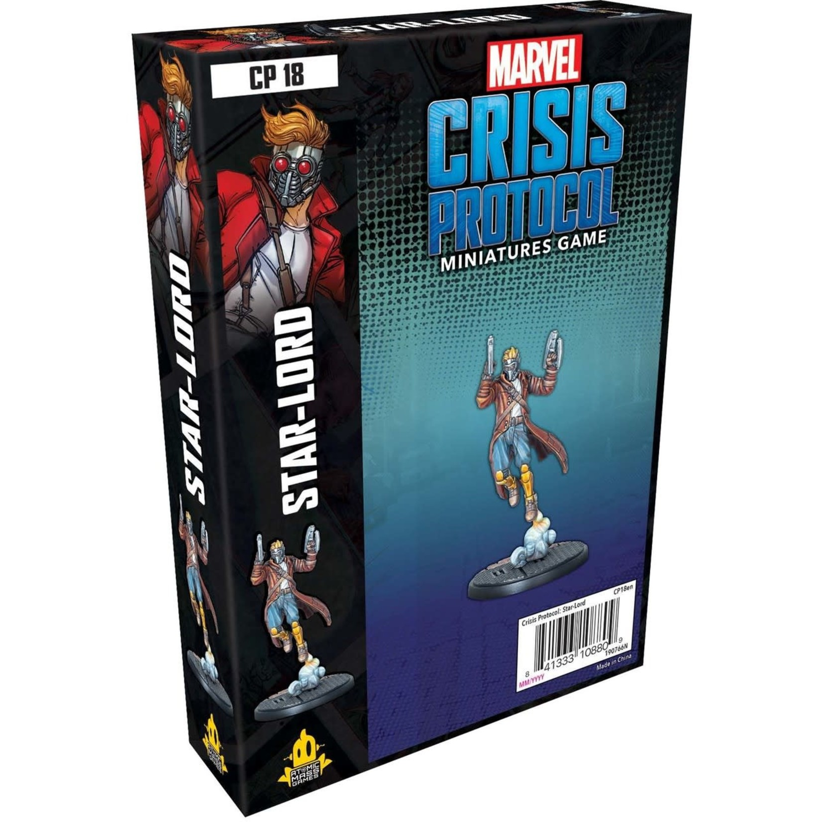 Marvel Crisis Protocol - Star-Lord Character Pack
