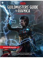 Wizards of the Coast D&D 5e Guildmaster's Guide to Ravnica
