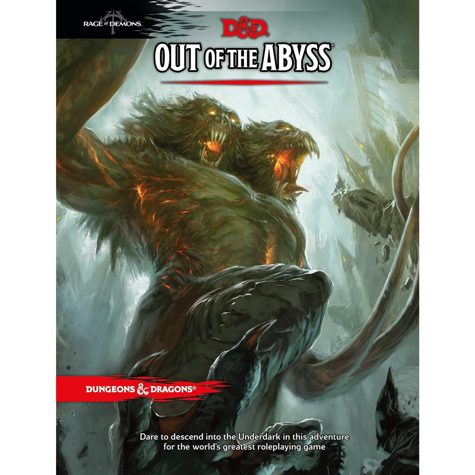 Wizards of the Coast D&D 5e Out of the Abyss