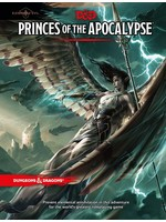 Wizards of the Coast D&D 5e Princes of the Apocalypse