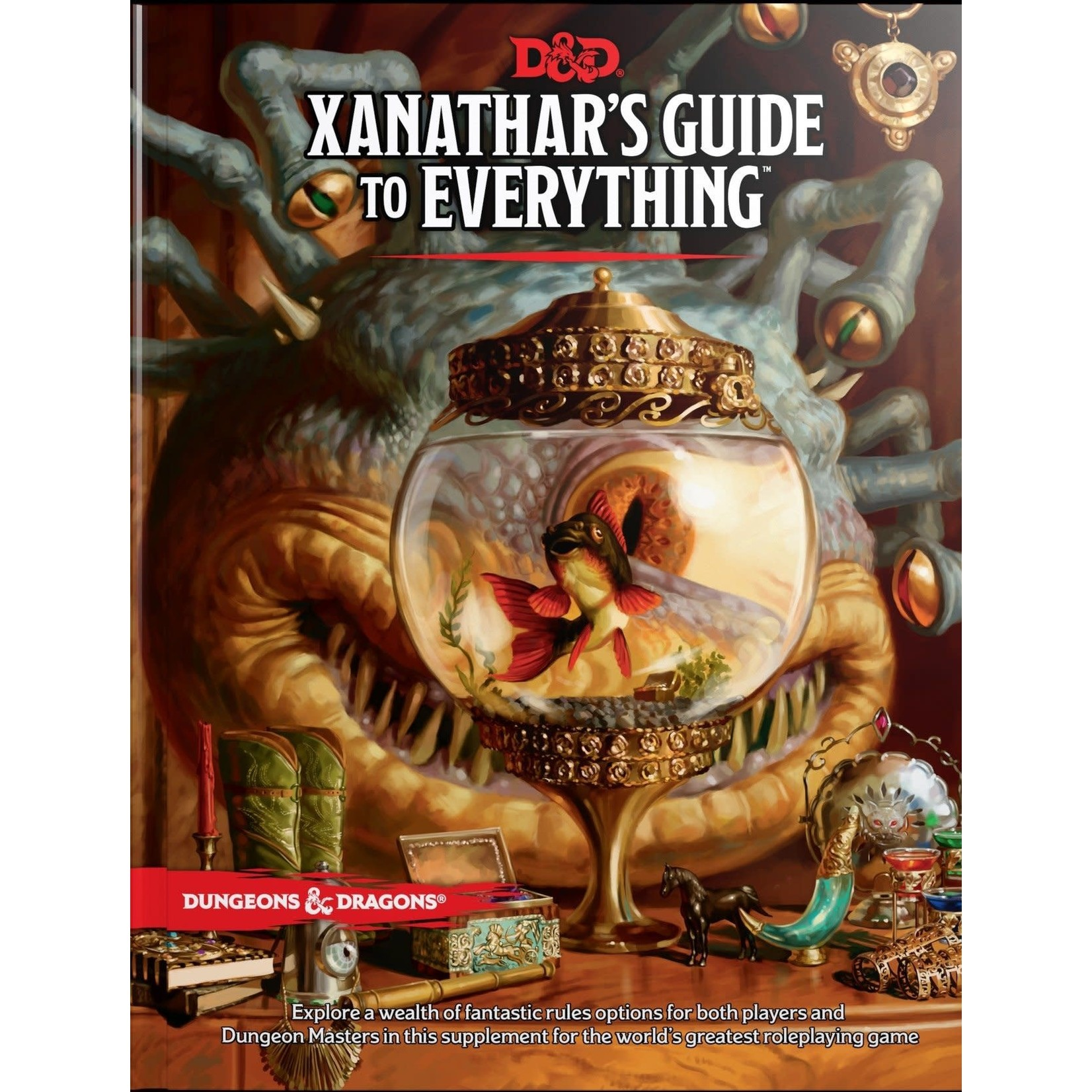Wizards of the Coast D&D 5e Xanathar's Guide to Everything