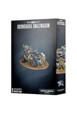 Orks Boomdakka Snazzwagon (40K)