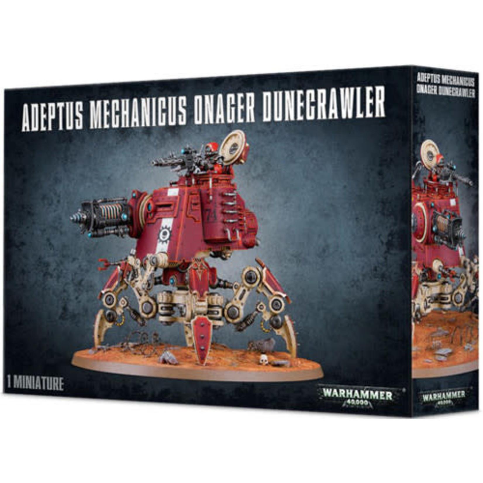 Adeptus Mechanicus Onager Dunecrawler (40K)