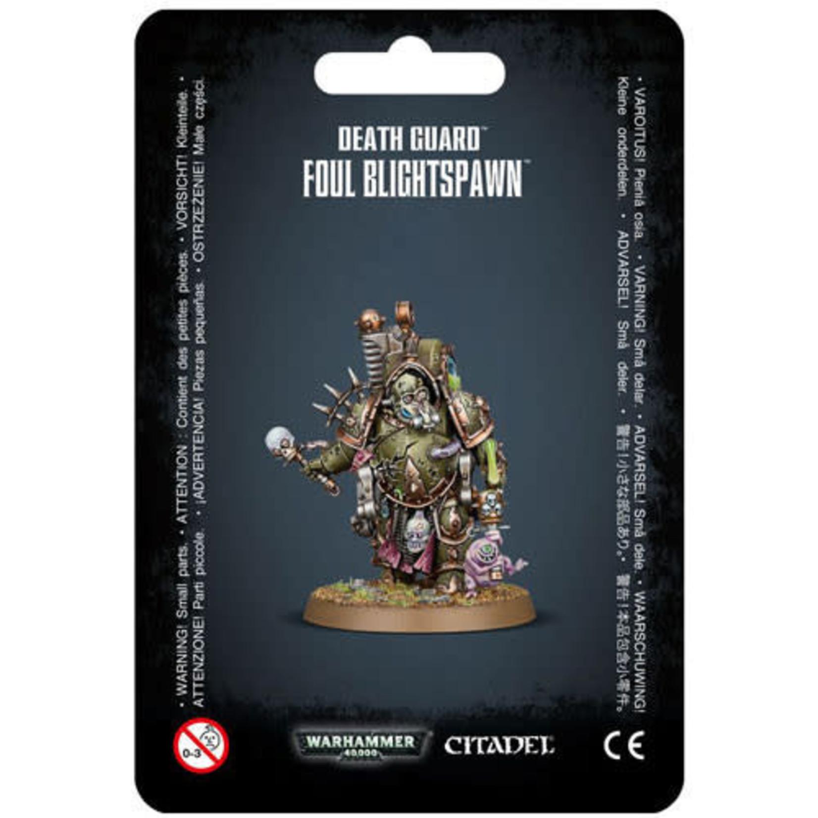 Death Guard Foul Blightspawn (40K)