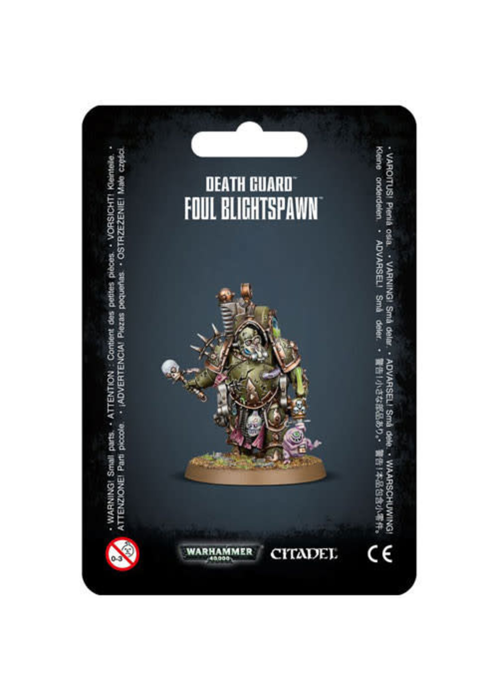 Death Guard Foul Blightspawn (40K)