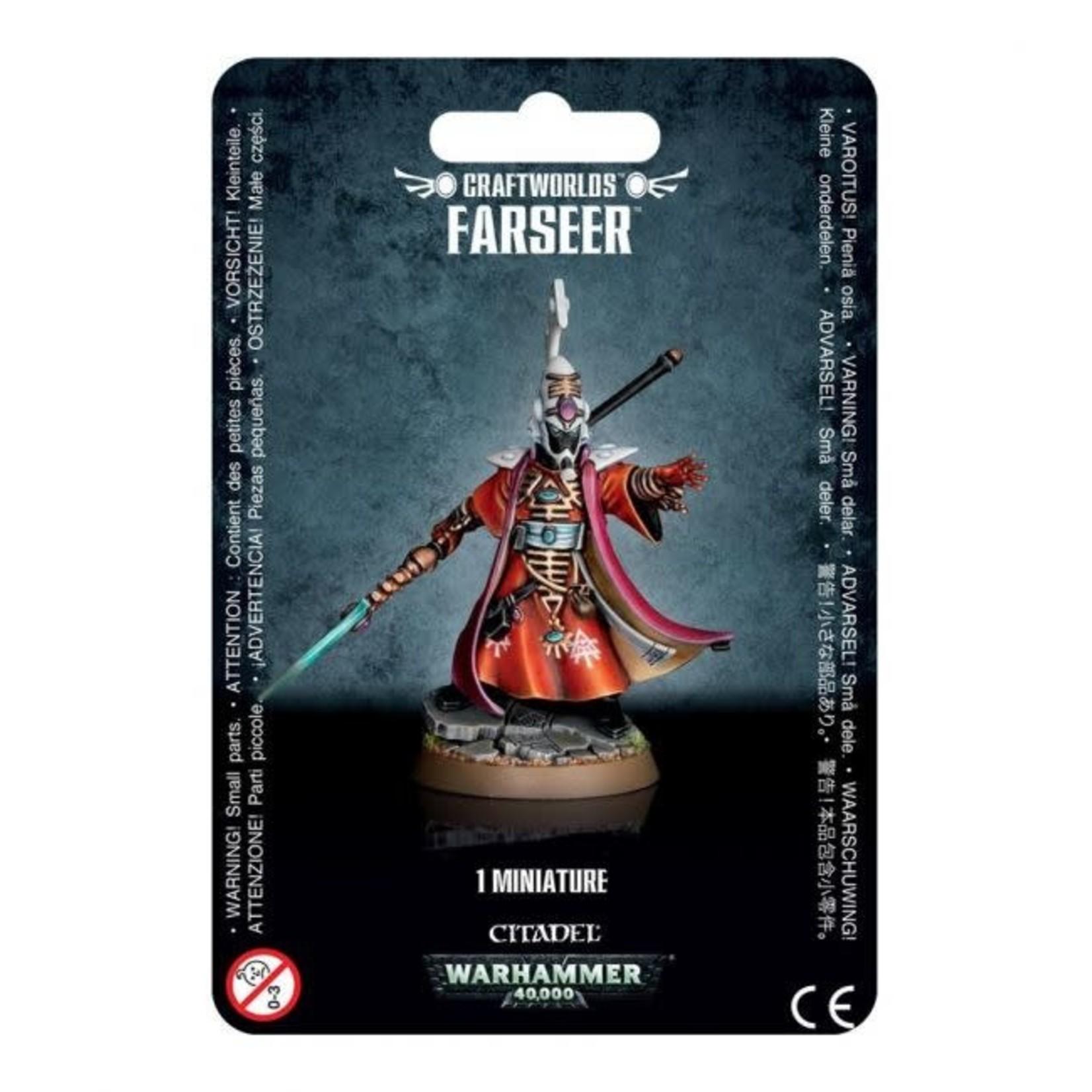Craftworlds Farseer (40K)