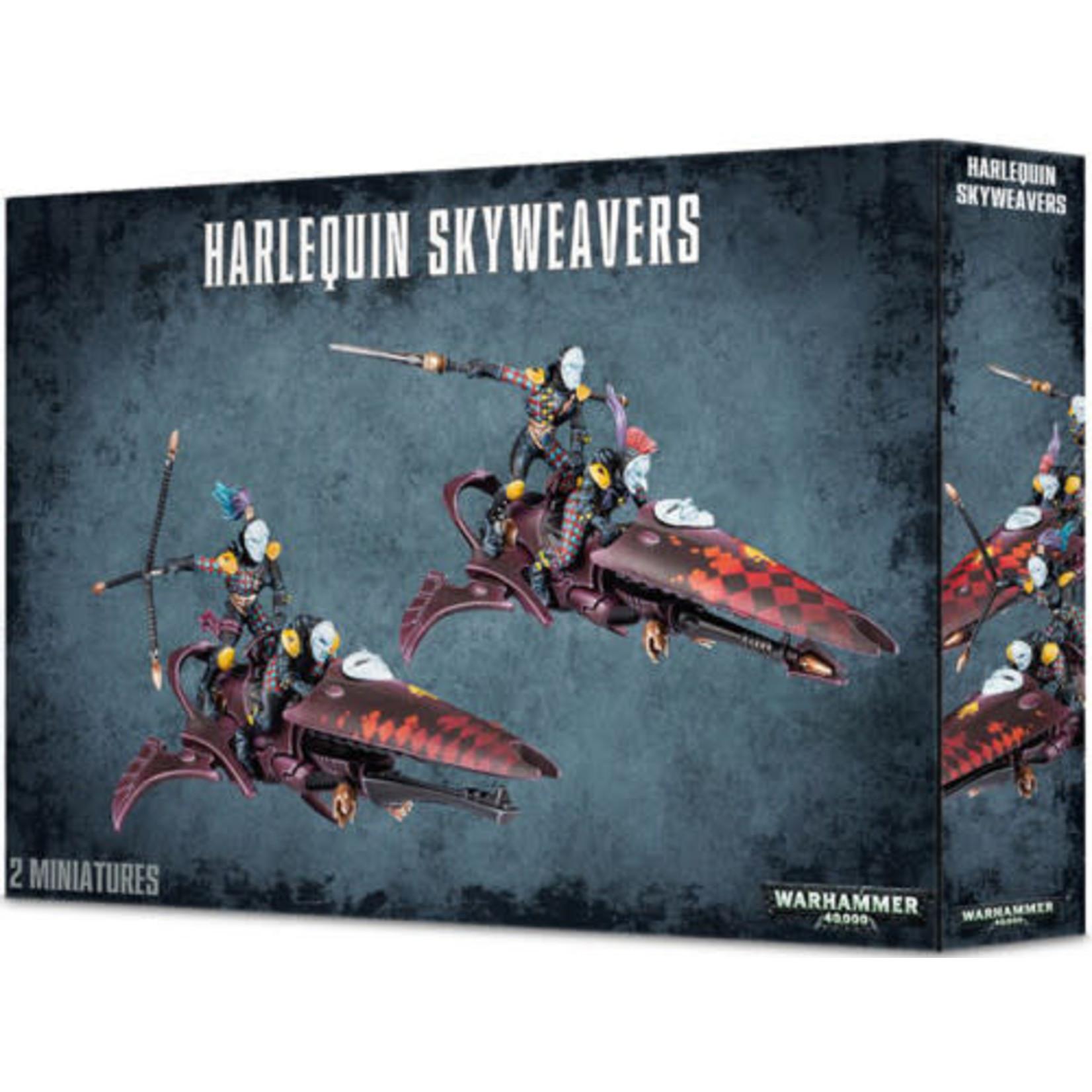 Harlequin Skyweaver (40K)