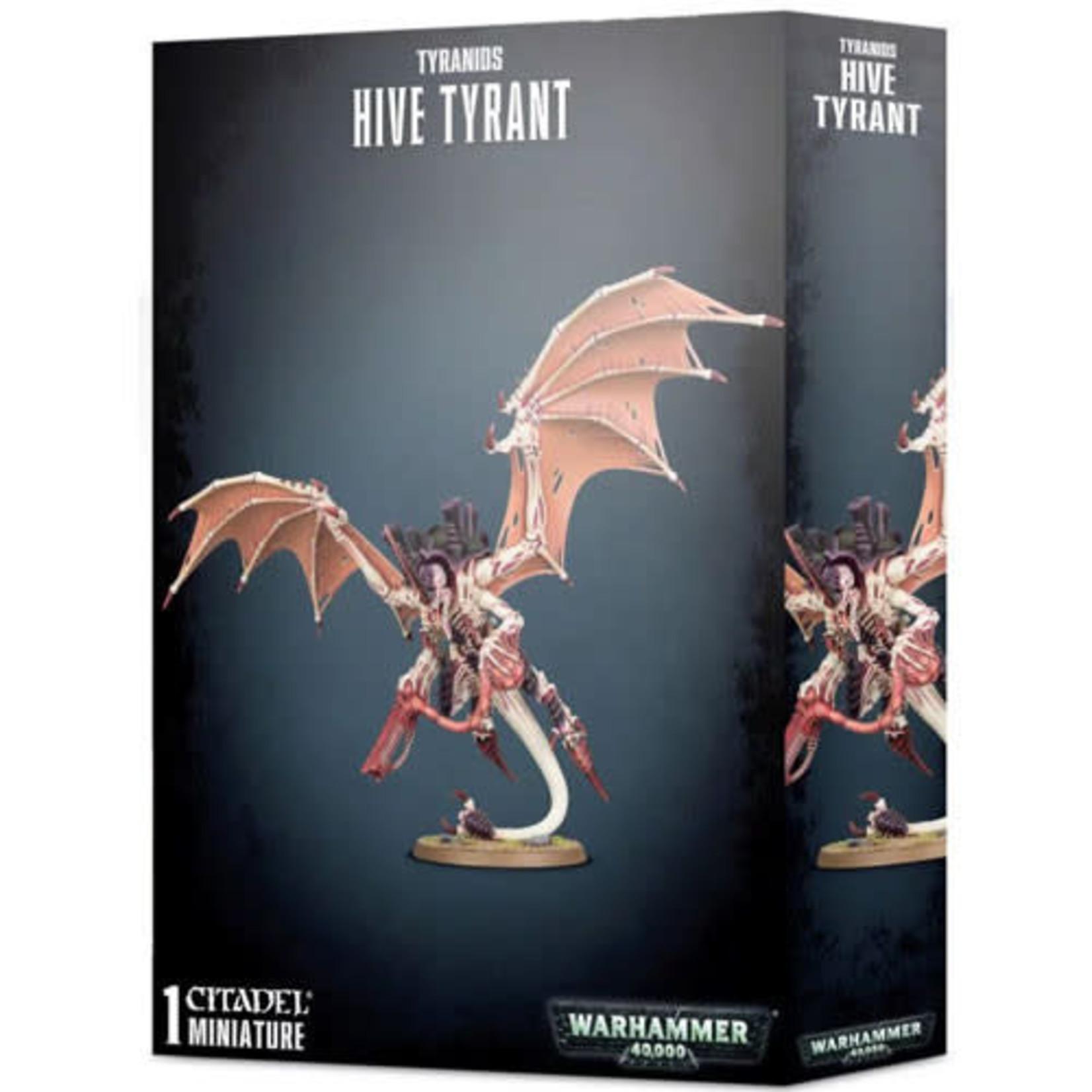 Tyranid Hive Tyrant (40K)