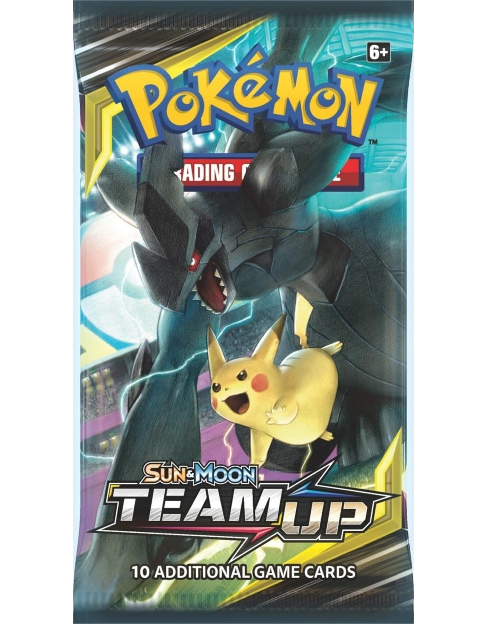 Pokémon Pokemon Sun & Moon Team Up Booster Pack