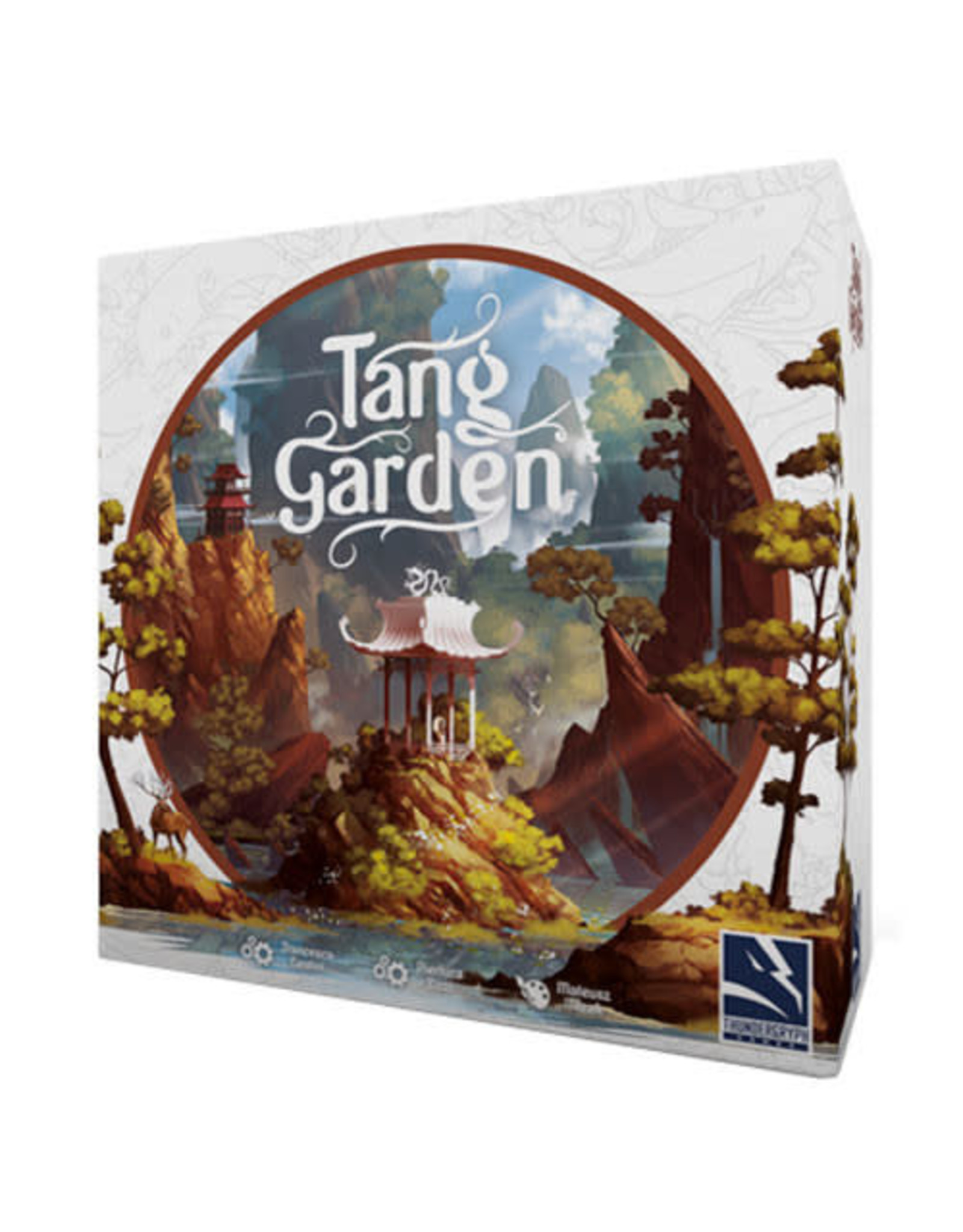 Tang Garden Board Game