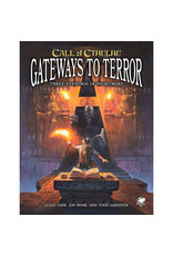Call of Cthulhu RPG 7E Gateway to Terror