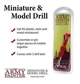 Miniature & Model Drill (TAP)