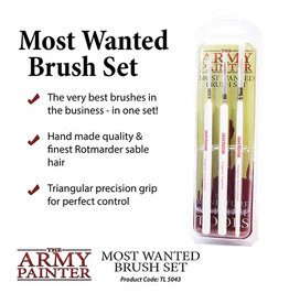 Brush Wargamers Most Wanted (TAP)