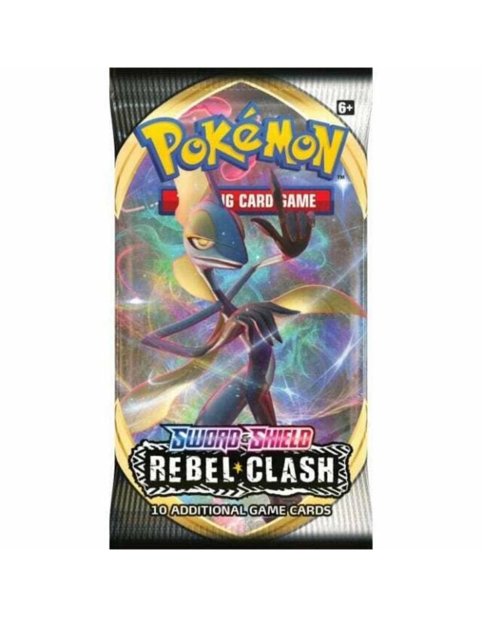 Pokémon Pokemon Rebel Clash Booster Box Pack