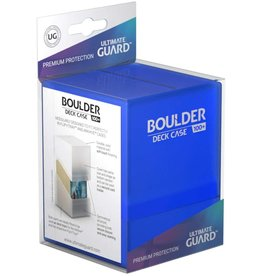 Ultimate Guard Ultimate Guard Boulder Sapphire 100ct