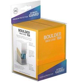 Ultimate Guard Ultimate Guard Boulder Amber 100ct