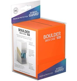 Ultimate Guard Ultimate Guard Boulder Poppy Topaz 100ct