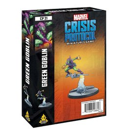 Marvel Crisis Protocol - Green Goblin Character Pack