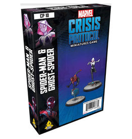 Marvel Crisis Protocol - Spider-Man and Ghost-Spider