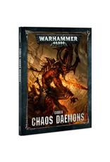 Chaos Daemon Codex 8th Ed. (40K)