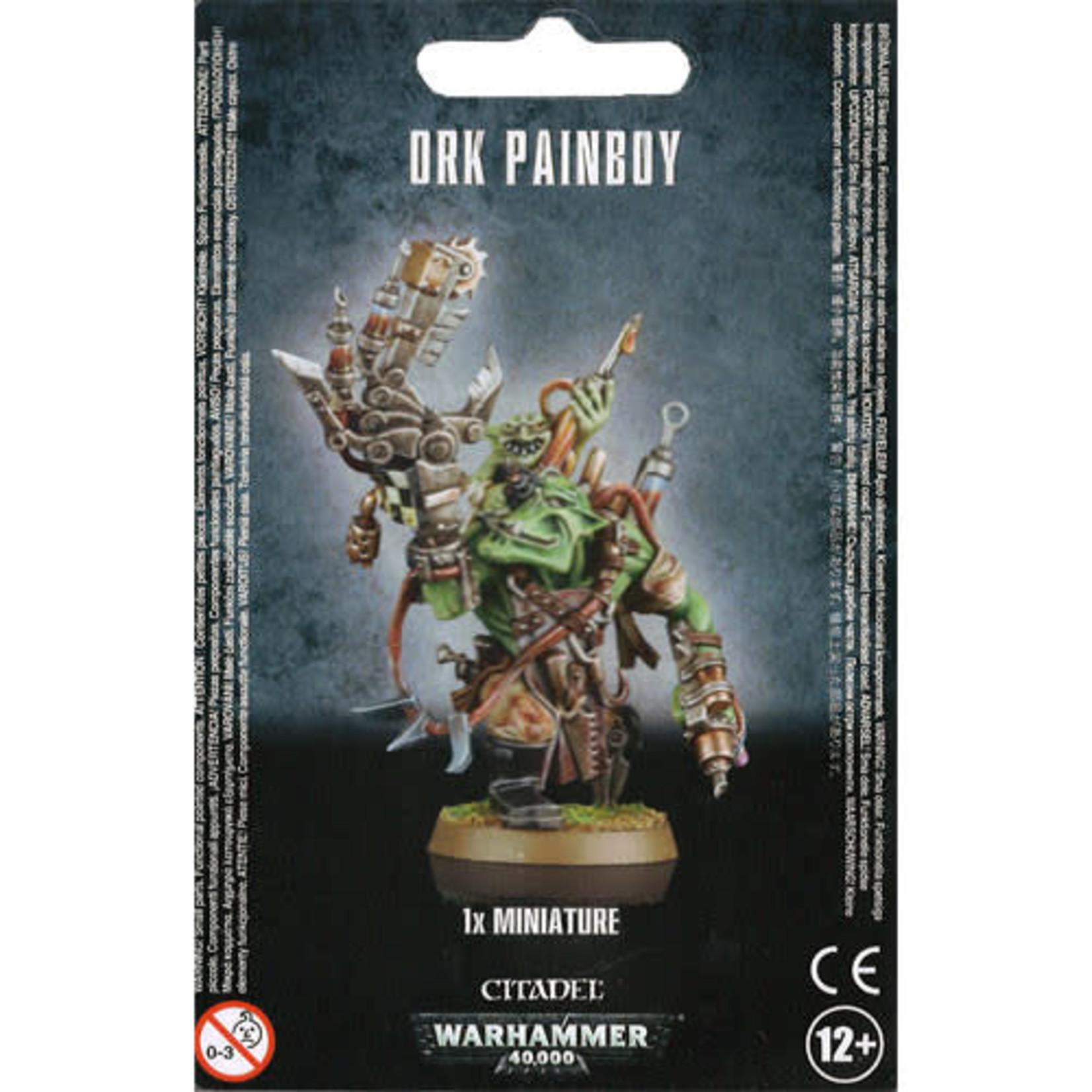 Ork Painboy (40K)