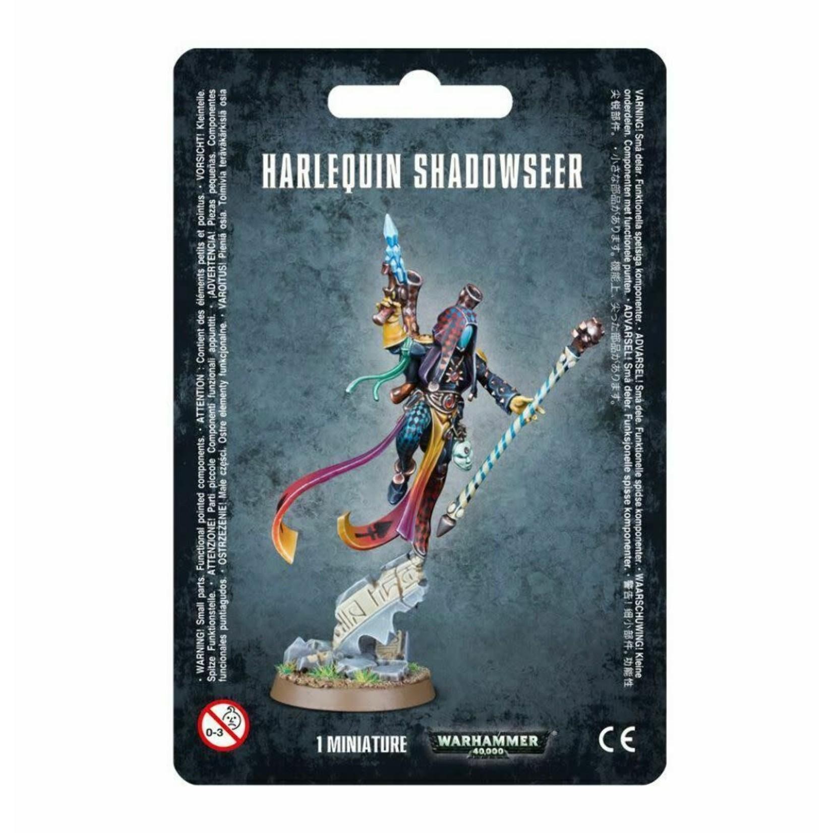 Harlequin Shadowseer (40K)