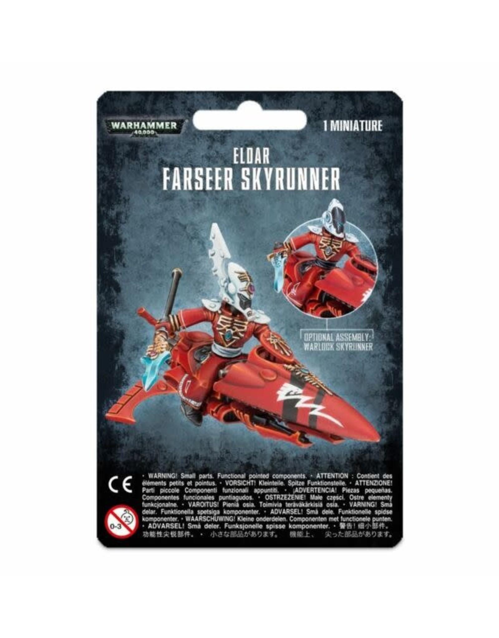Craftworld Farseer Skyrunner (40K)
