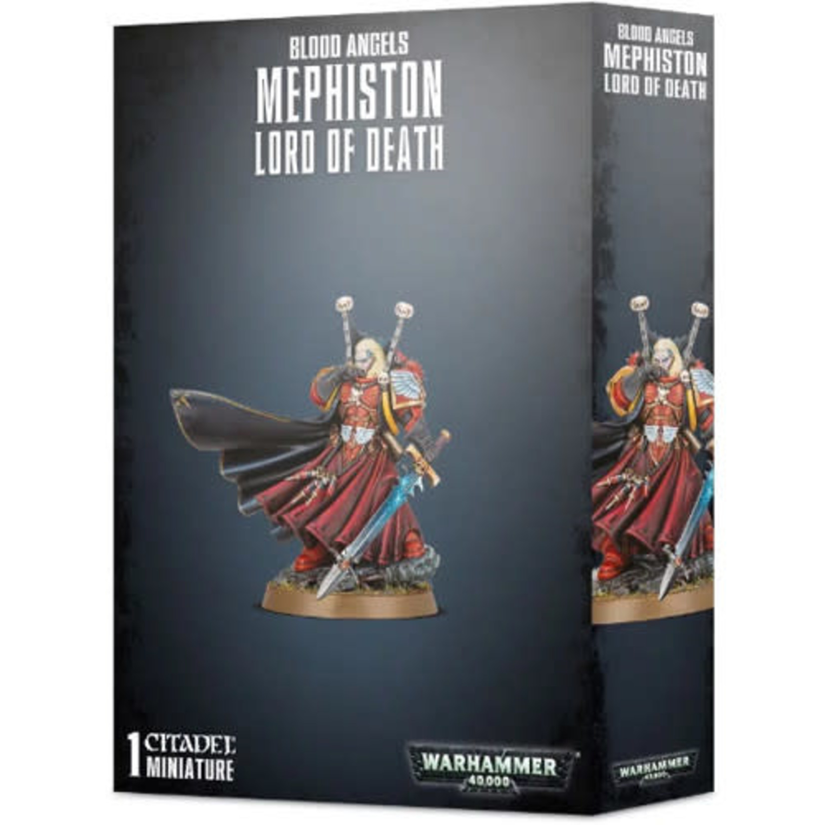 Blood Angels Mephiston Lord of Death (40K)