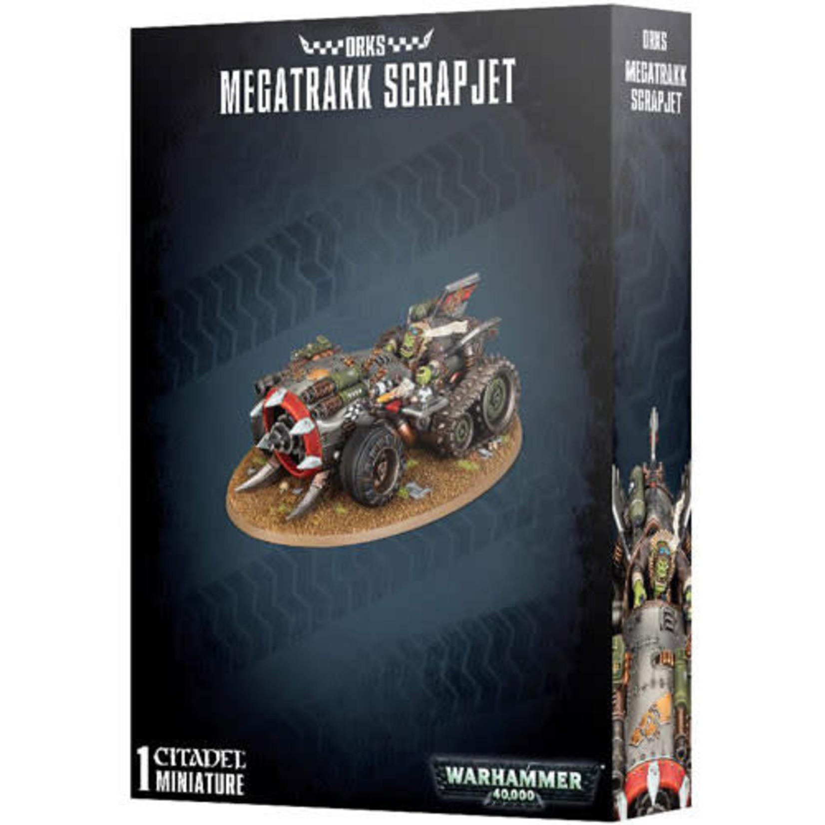 Megatrakk Scrapjet (40K)