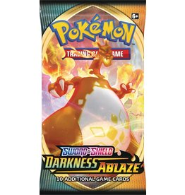 Pokémon Pokemon Darkness Ablaze Booster Pack