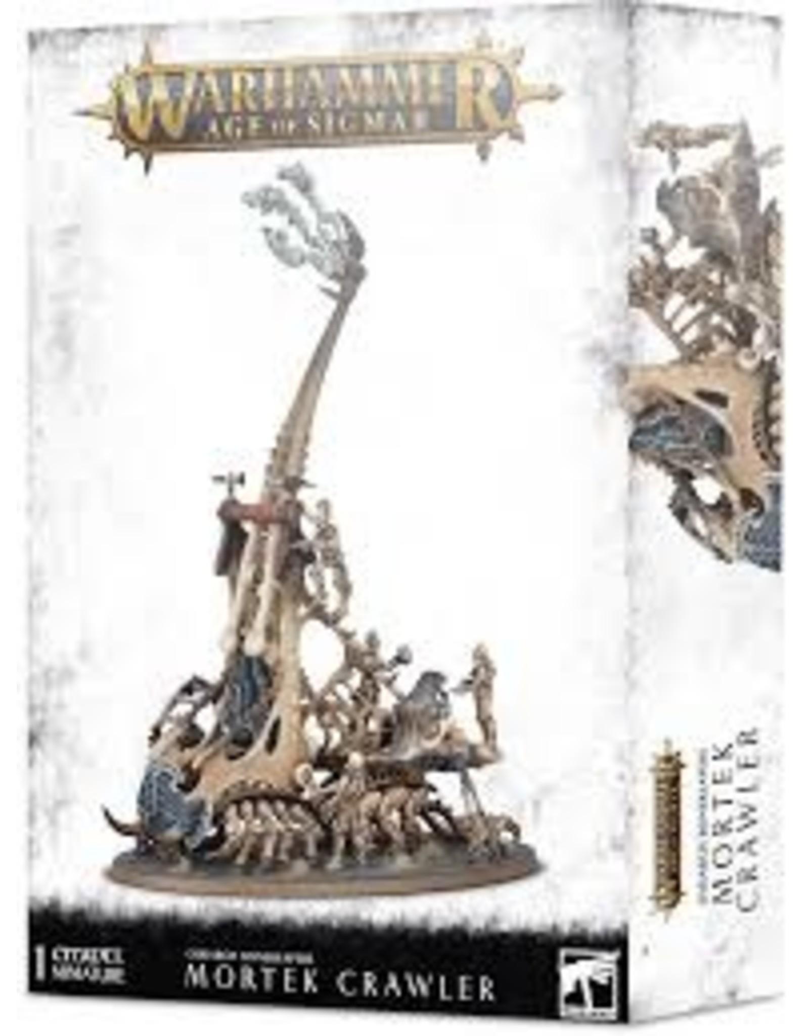 Ossiarch Bonereapers Mortek Crawler (AOS)