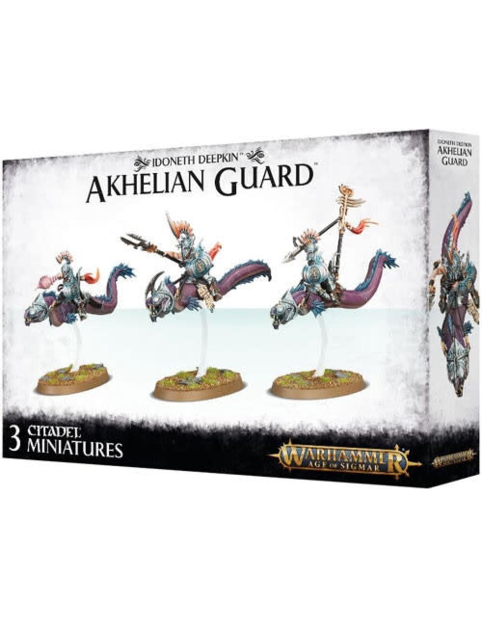Idoneth Deepkin Akhelian Guard (AOS)
