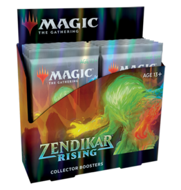 Wizards of the Coast Zendikar Rising Collectors Booster Box