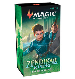Wizards of the Coast Zendikar Rising Prerelease Pack
