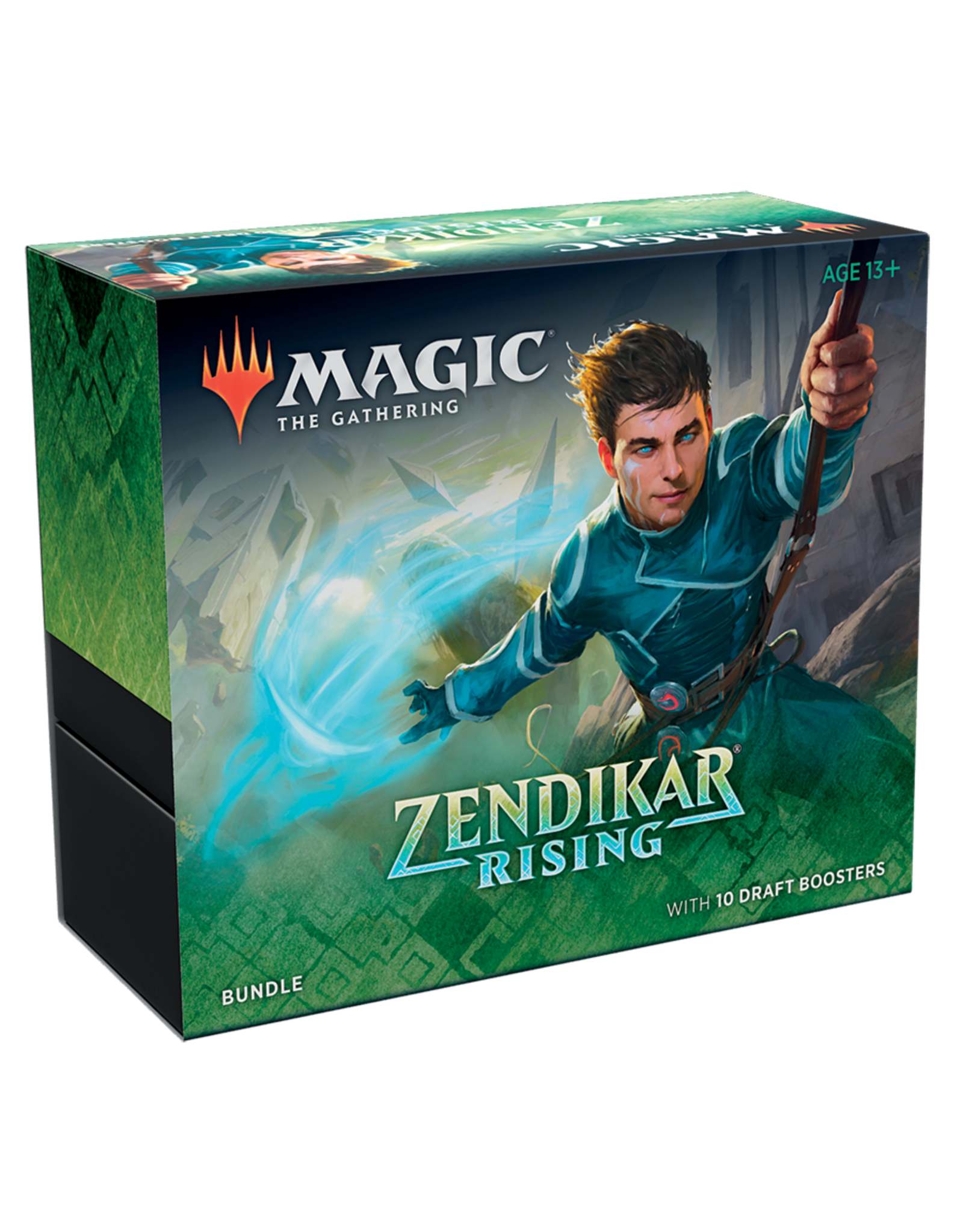Wizards of the Coast Zendikar Rising Bundle - Preorder