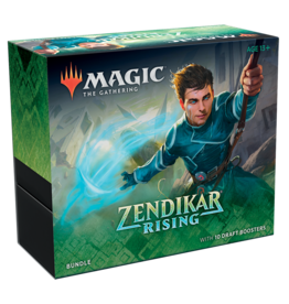 Wizards of the Coast Zendikar Rising Bundle - Preorder
