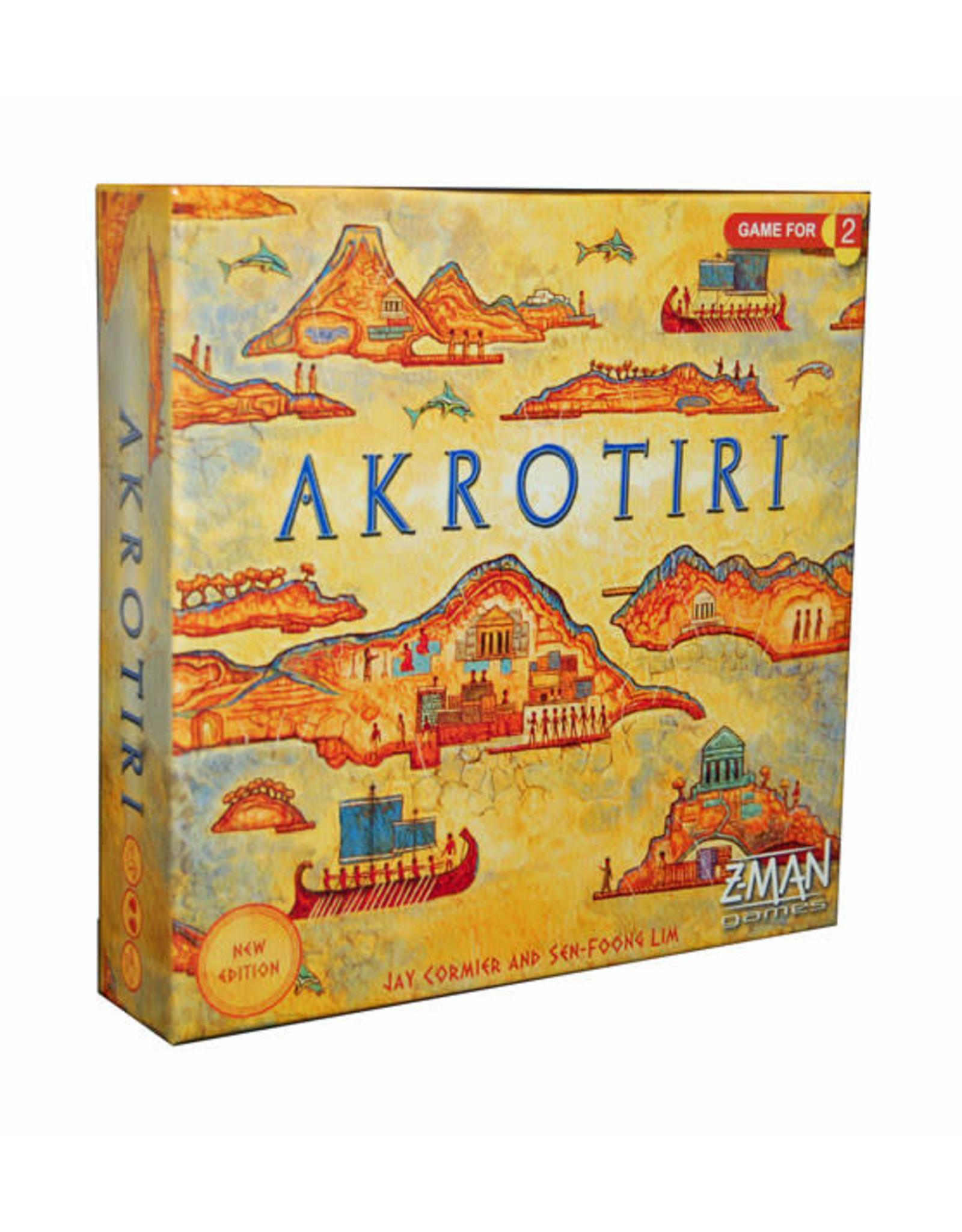 Akrotiri Board Game