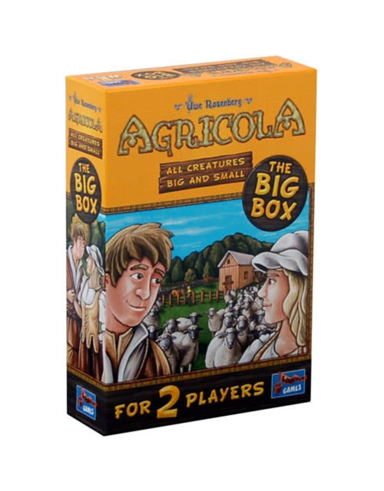 Agricola: All Creatures Big and Small Board Games