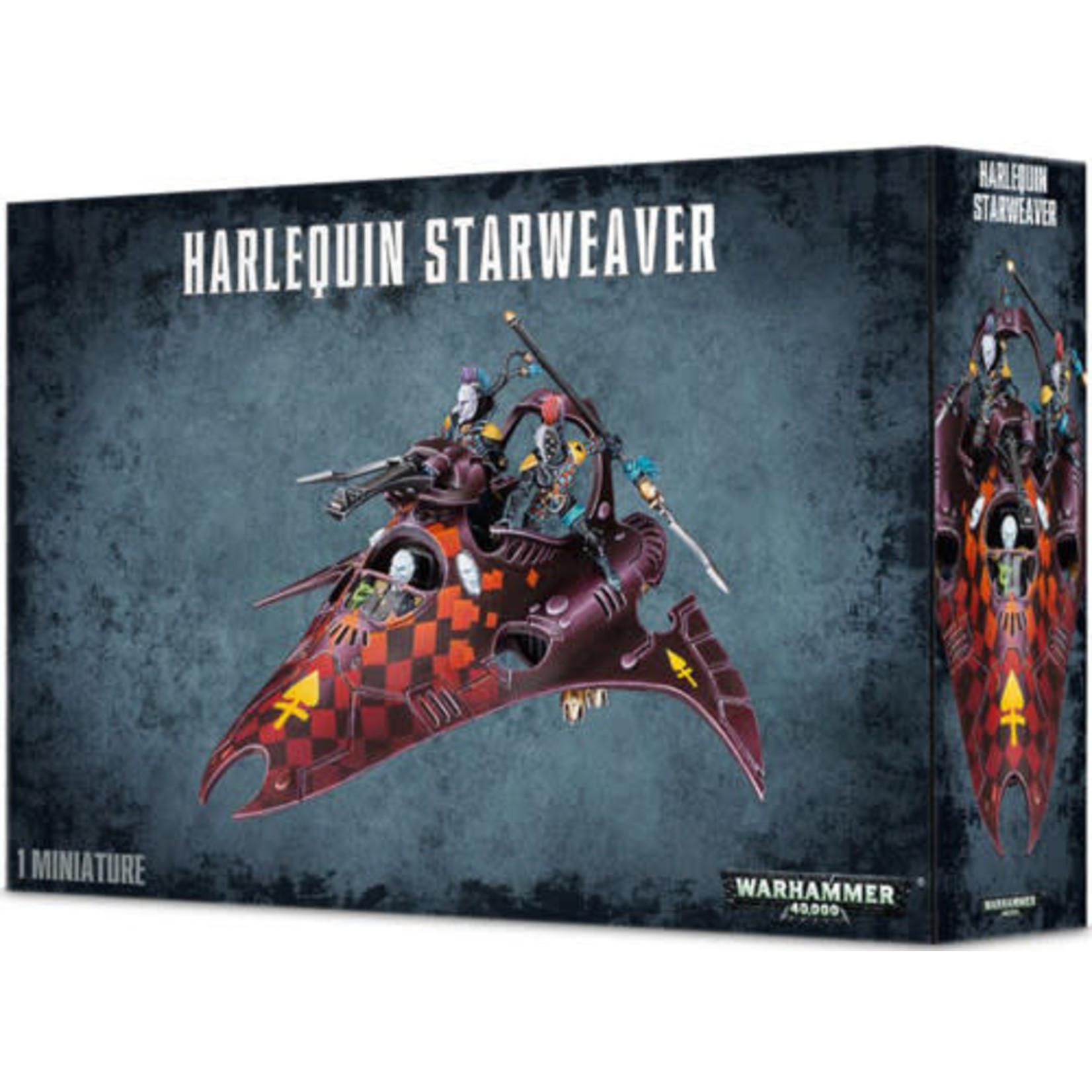 Harlequin Starweaver (40K)