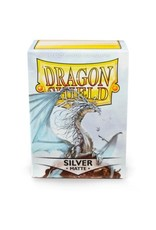 Dragon Shield Dragon Shield Matte Silver 100ct