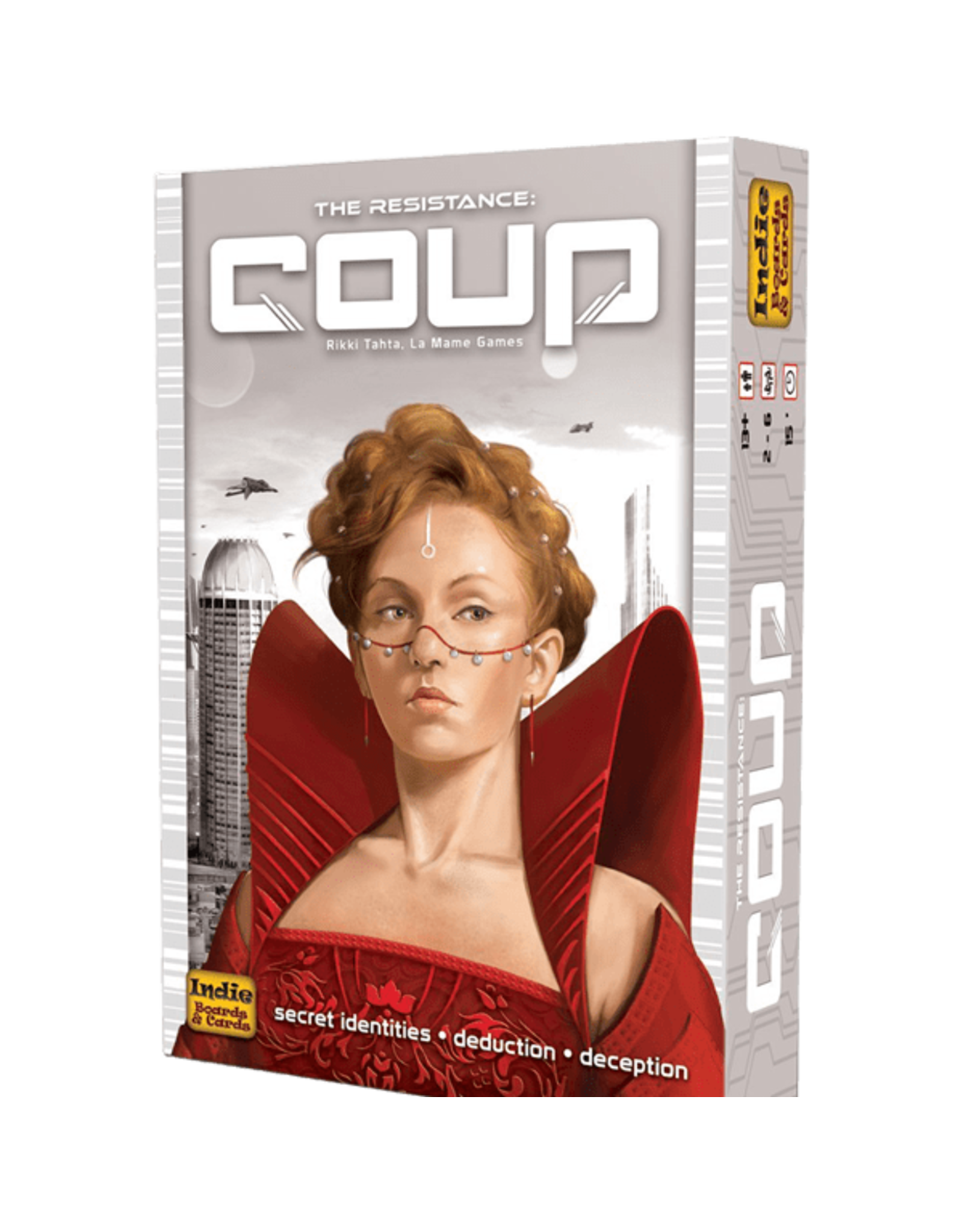Coup: The Resistance Card Game