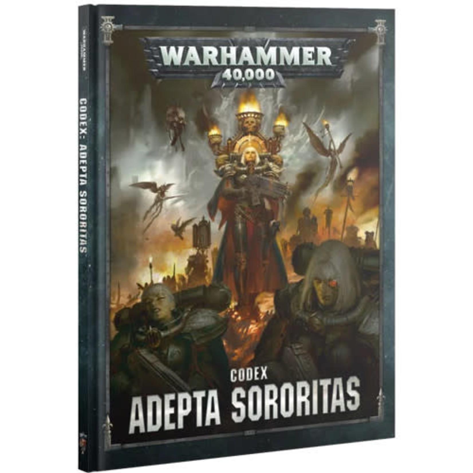 Adepta Sororitas Codex 8th (40K)