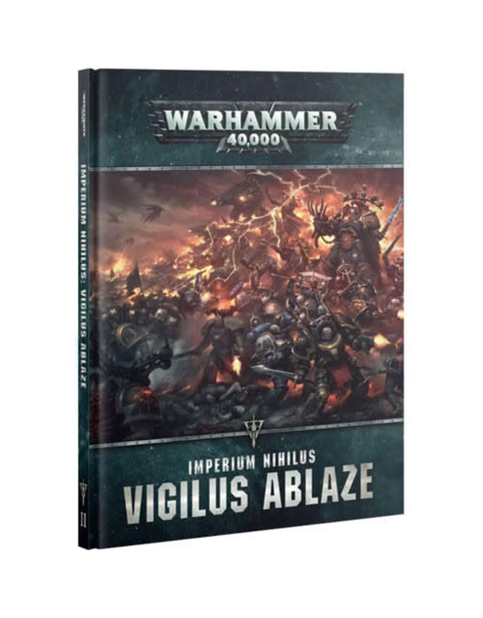 Imperium Nihilus Vigilus Ablaze (40K)