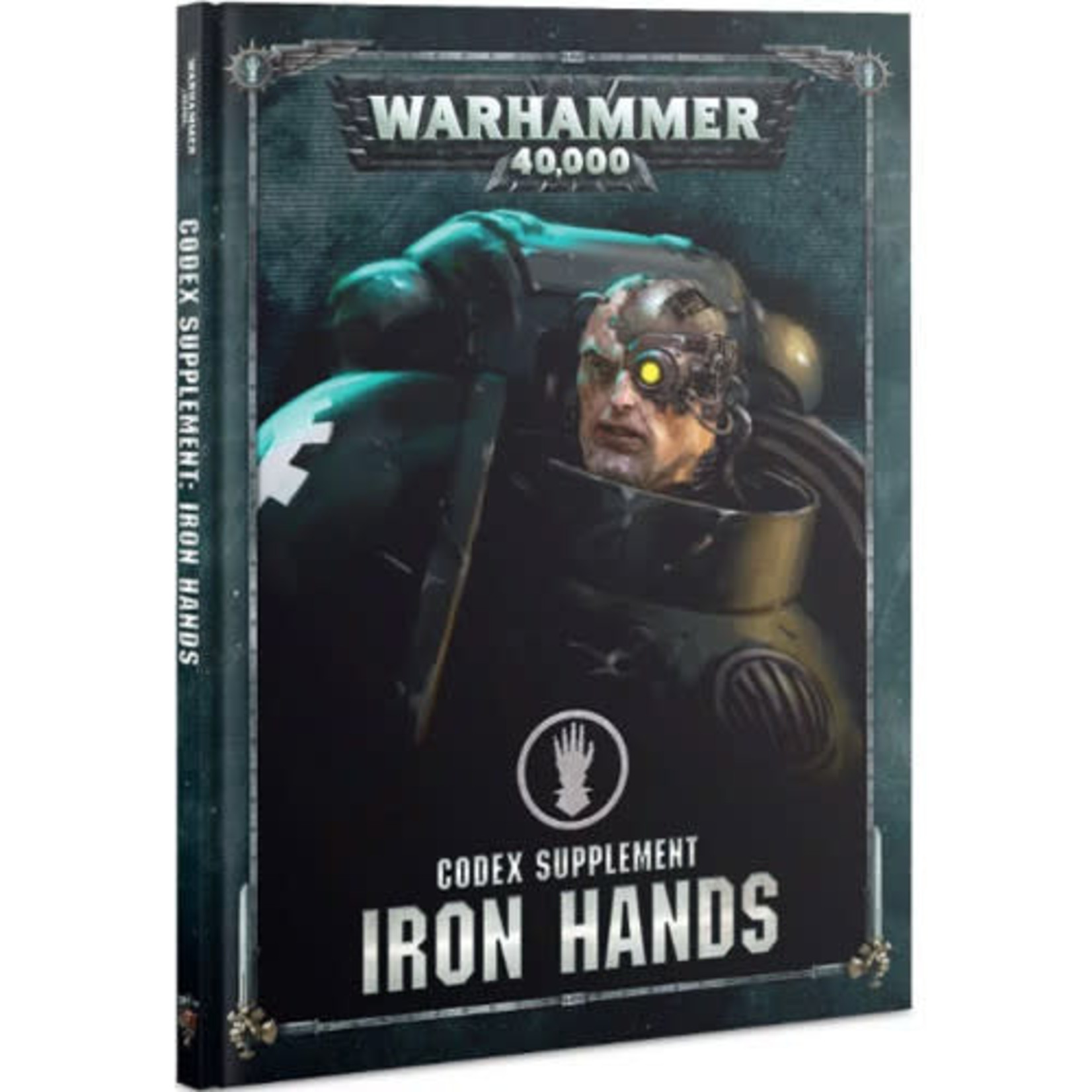 Iron Hands Codex (40K)