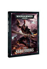 Harlequins Codex 8th (40K)