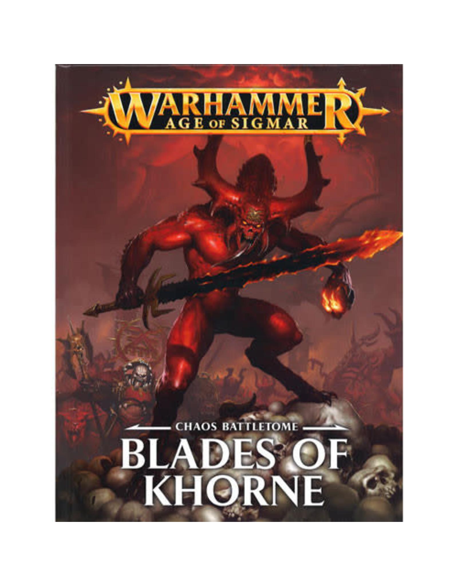 Battletomb Blades of Khorne (AOS)