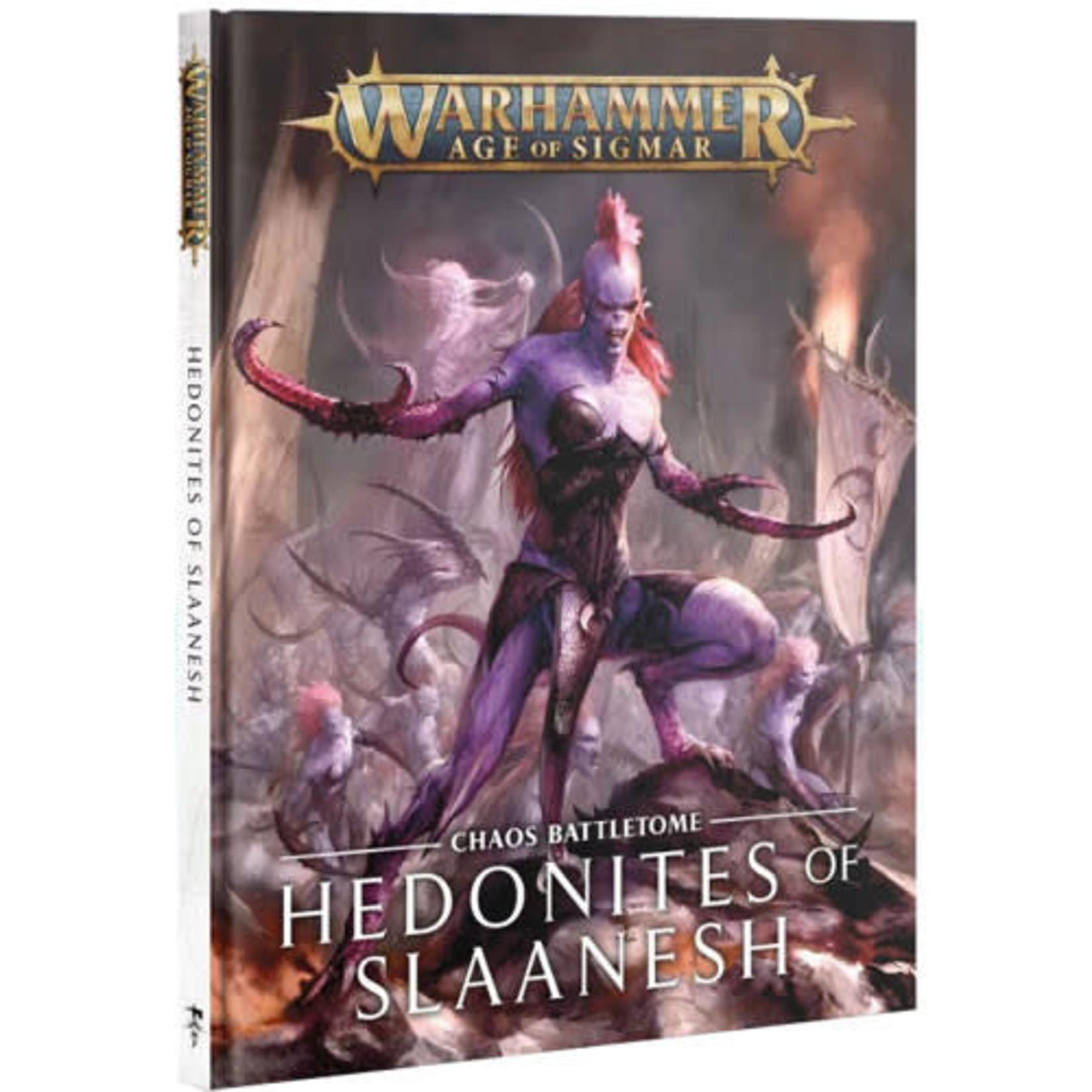 Battletomb Hedonites of Slaanesh (AOS)