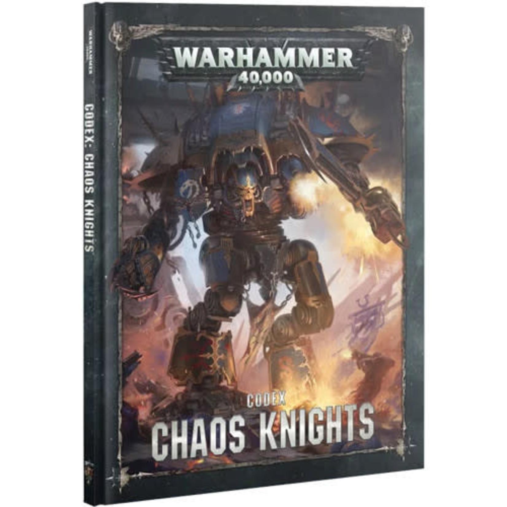 Chaos Knights Codex (40K)